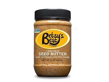 Betsys Best, Seed Butter Gourmet, 16 Ounce