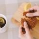 Rip Van Wafels Non-GMO Snack Wafels, Chocolate Brownie, 12 Count, Low Calorie & Low Sugar